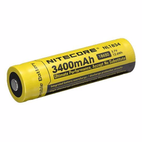 Nitecore NL1834 3400mAh Battery