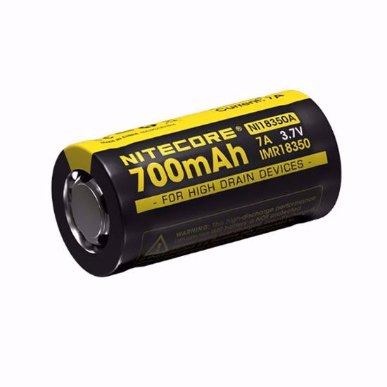 Nitecore IMR 18350 Li-ion Battery