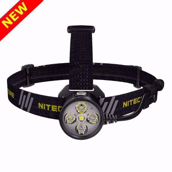 Nitecore 1600 Lumen Focusable LED Head